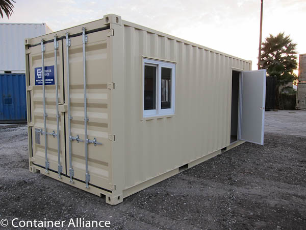 Shipping Container Office 20ft