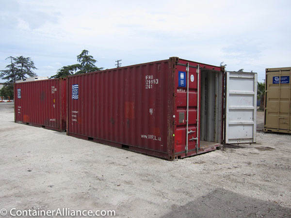 20'  IICL-5 Container